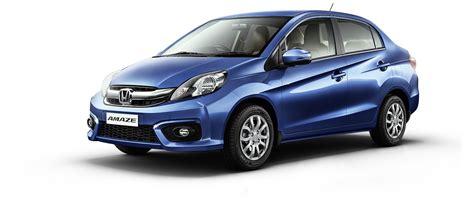 Honda Brio Backgrounds by Honda Brio Amaze Facelift Launched In India Autofreaks