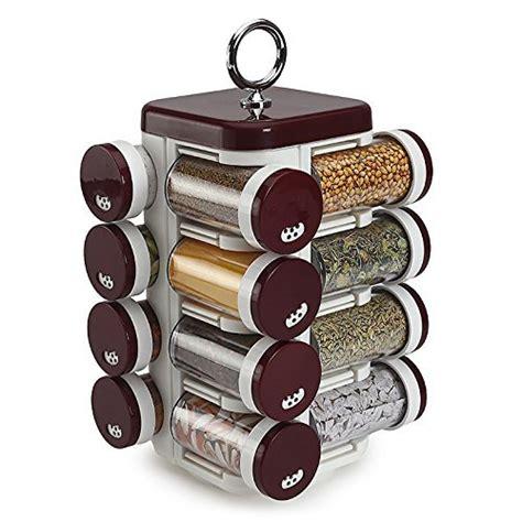 Cheap Spice Rack by Jvs Plastic Spice Rack 100 Ml 16 Brown