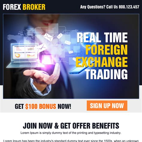foreign exchange trading real time foreign exchange trading ppv landing page forex