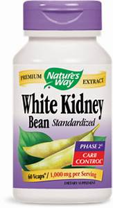 Nature U0026 39 S Way White Kidney Bean Extract  As Seen On Dr  Oz