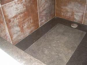 Bac De Douche : le bac de douche en pierre bleue pasqualine d co ~ Edinachiropracticcenter.com Idées de Décoration