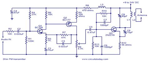 Long Range Transmitter All About Circuits