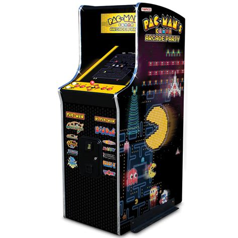 The 30th Anniversary Authentic Pac Man Arcade Game