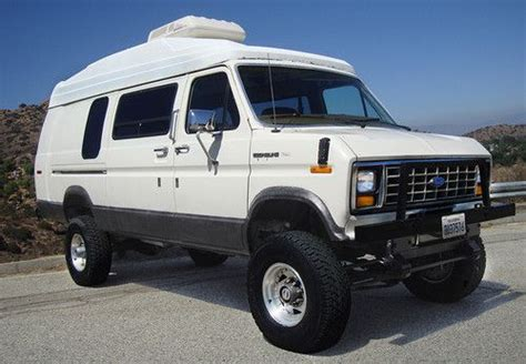 Find Used 4x4 4wd Quadravan 117k Mi Extended Conversion