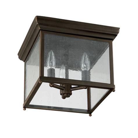 outdoor flush mount ceiling light fixtures capital lighting 9546ob old bronze 3 light outdoor flush