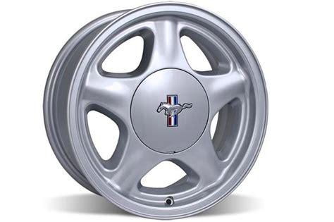 4lug Mustang Pony Wheels