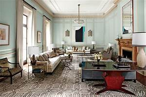 a revitalized 1930s mansion in old westbury new york With 1930s interior design living room