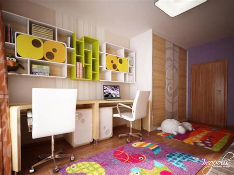 Well-designed Kids' Room Ideas-decoholic