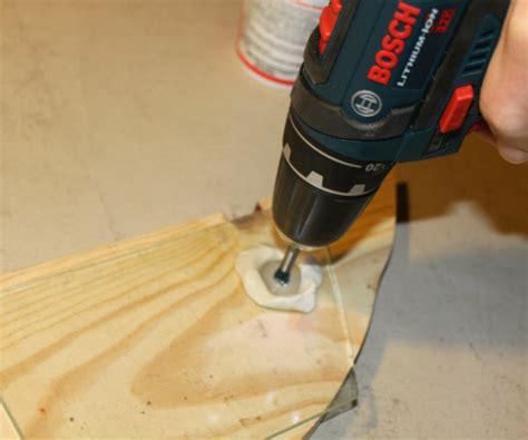 Drilling Through Ceramic Tile Floor by Btp Review The Bosch Gt3000 8pc Ceramic Tile Drill Bit Set