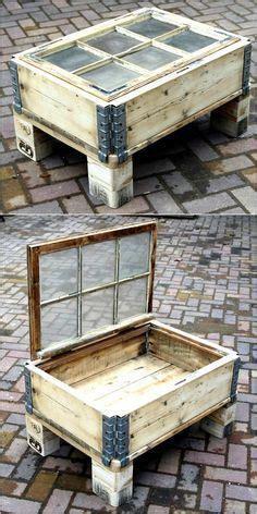 coffee table    windows   barn wood diy
