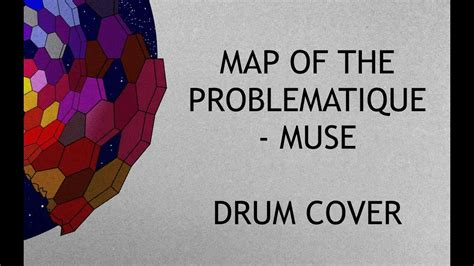map   problematique drum cover muse youtube