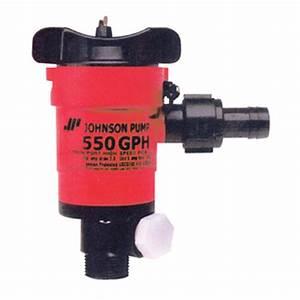 Johnson Pump Dual Port Aerator    Washdown Pump