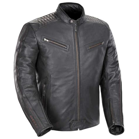 motorcycle riding leathers joe rocket men 39 s vintage rocket black leather street