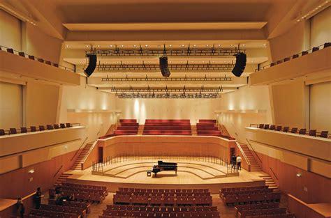 auditorium et salles de spectacles