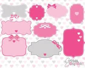 Free Printable Valentine Clip Art Frames