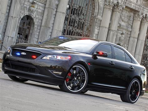 2018 Ford Stealth Police Interceptor Muscle G Wallpaper