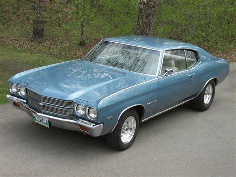 1970 Chevrolet Chevelle Malibu For Sale