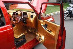 New Car Modification  Suzuki Escudo 96 Full Modifikasi Modification