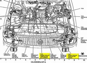 5 Best Images Of 2002 Mercury Cougar Parts Diagram