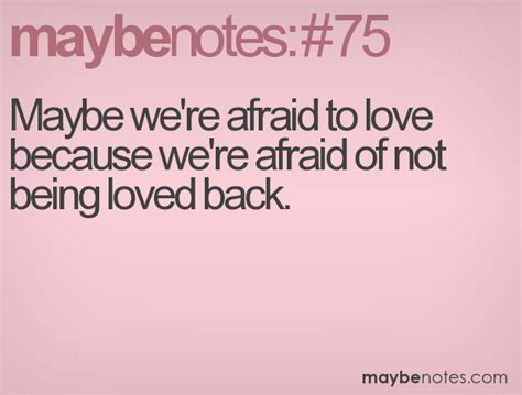 Quotes About Not Getting Loved Back