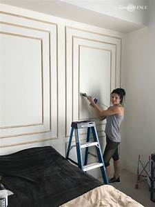 How, To, Install, Modern, Wall, Molding