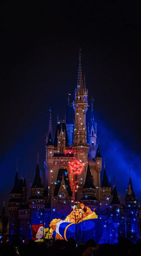 Disney World Castle Wallpaper by Disney Castle Wallpapers Top Free Disney Castle