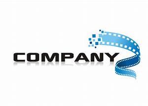 Reel Entertainment Logo Design