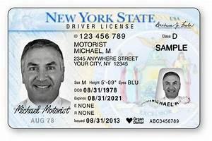 New York U0026 39 S New Driver U0026 39 S License  Idscanner