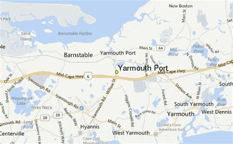 Yarmouth Cape Cod Weather