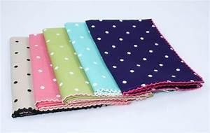 Serviette De Table Tissu Pas Cher : serviettes table coton ~ Teatrodelosmanantiales.com Idées de Décoration