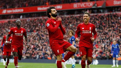 Premier League: Mo Salah screamer gives Liverpool vital ...