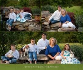 Outdoor Family Portrait Ideas