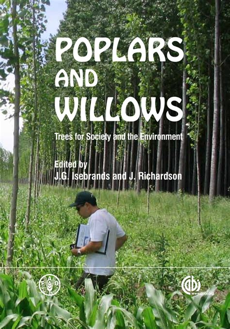 Poplars and Willows - CABI.org