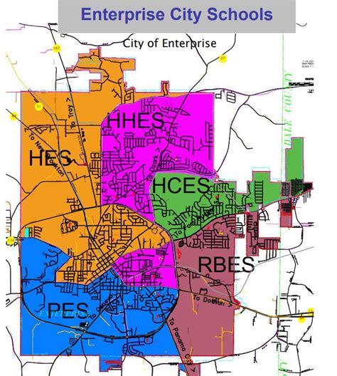 enterprise city schools homepage