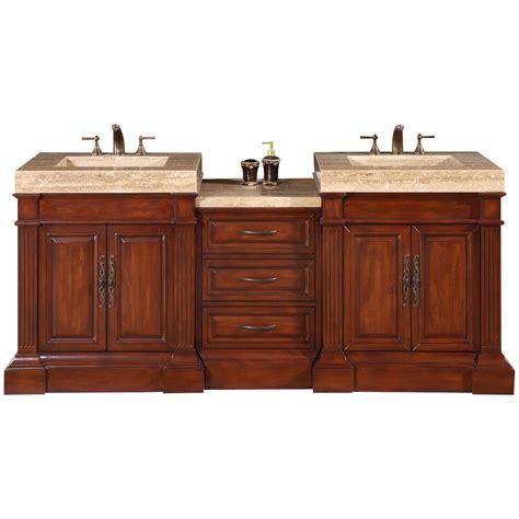 bathroom vanity sets silkroad exclusive stanton 83 quot bathroom vanity set
