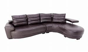 lanouva vintage italian leather sectional sofa ebay With vintage sectional sofa ebay