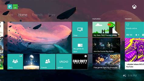 Xbox One Background Theme Cool Wallpapers For Xbox One 70 Images