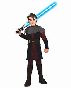 Star Wars Kinder Kostüm : anakin skywalker kinderkost m jedi ritter kost m f r kinder horror ~ Frokenaadalensverden.com Haus und Dekorationen