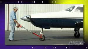 Aero-tv  Tow Bar Revolution - Redline Aviations Sidewinder
