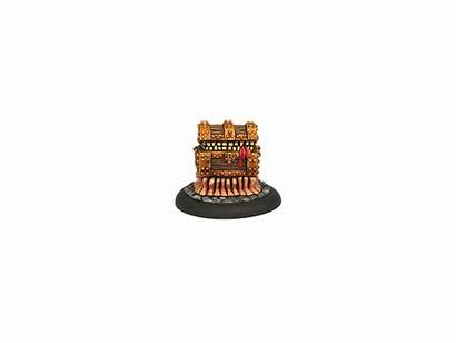 Discworld Luggage Painted Collectible Box Larger