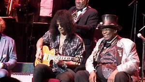 B B King Royal Albert Hall 28 June 2011 Wearing The Slash
