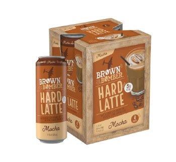 It doesn't matter what you drink.beer champion hoodie. Brown Bomber Rebel Hard Coffee Mocha Latte 4pk 11oz Cans - Shenango Beverage