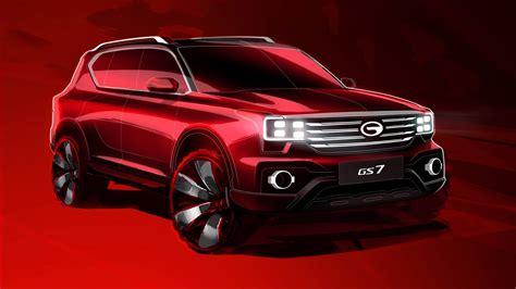 chinese automaker  show  cars   detroit auto show