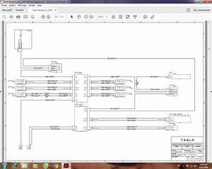 Tesla Model X Lhd Sop3 Wiring Diagram