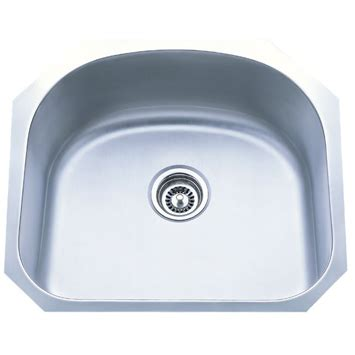 dowell kitchen sinks dowell undermount 16 stainless steel single bowl