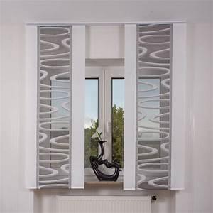Flächenvorhang Unterschiedliche Längen : jolie ii ~ Markanthonyermac.com Haus und Dekorationen