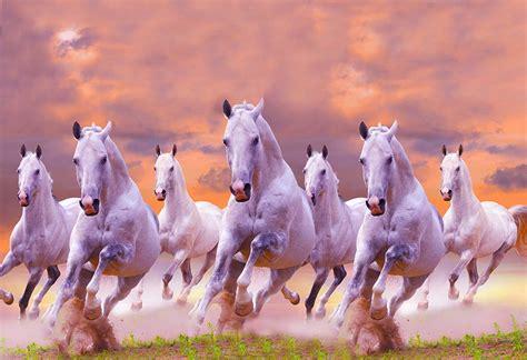 reasons   running horse painting   vastu shastra