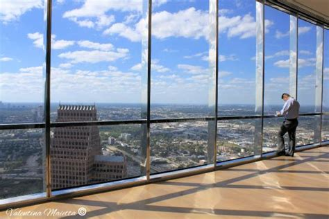 Jp Building Houston Observation Deck by Sky Lobby View Picture Of Jpmorgan Tower Houston