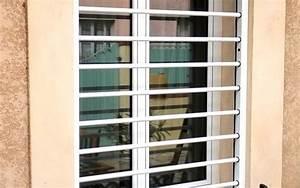 Grille De Defense Pour Fenetre : grilles de d fense nos grilles de d fense barres de ~ Dailycaller-alerts.com Idées de Décoration
