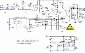 Smps 12volt 10 A Circuit Diagrams